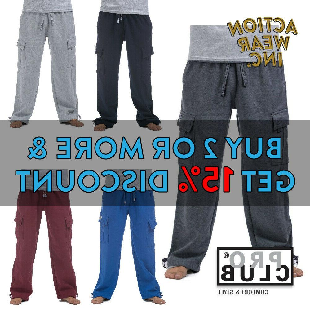 proclub big and tall mens cargo pants