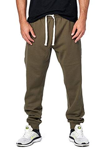 procube casual jogger sweatpants basic
