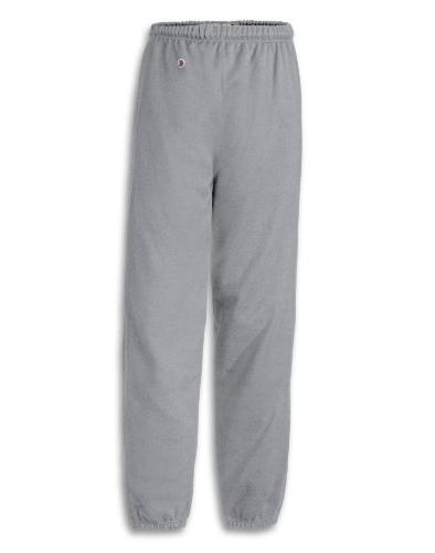 reverse weave closed bottom sweatpants