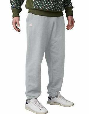 reverse weave sweatpants life men pockets fleece