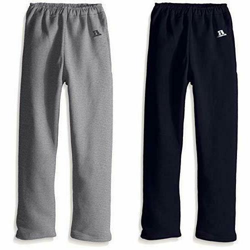 Youth Fleece Open Bottom Pocket Pant