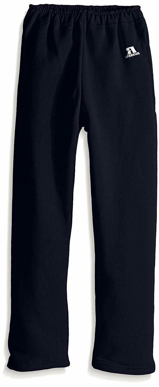 Russell Boys' Big Youth Dri-Power Fleece Bottom Pocket Pant