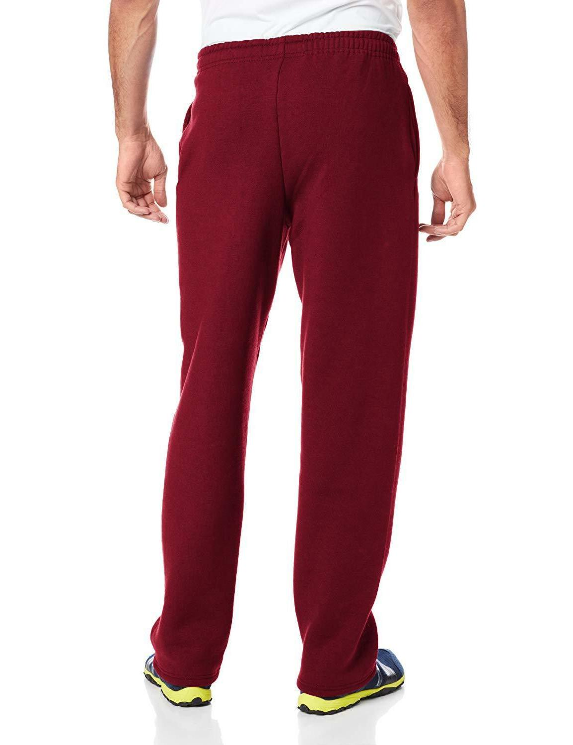 Russell Athletic Men's Open Sweatpants Pockets