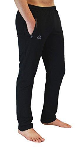 SCR Men's Workout Pants Long Inseam