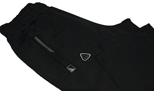 SCR Men's Workout Pants Sweatpants Long