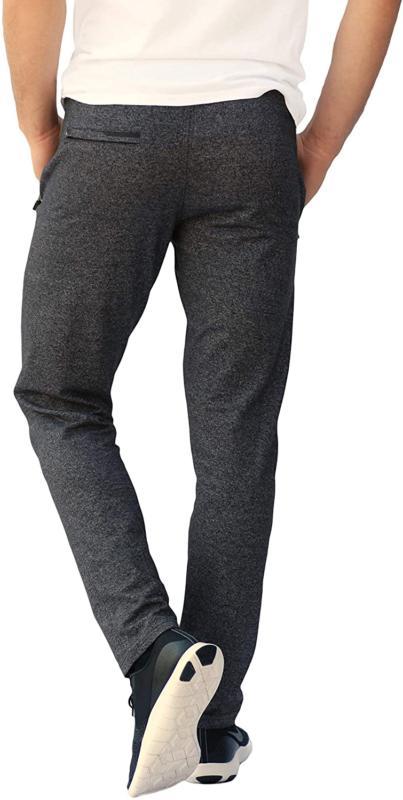 Scr Men'S Workout Pants Inseam