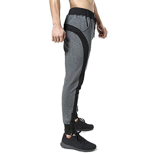 BROKIG Gym Joggers Running Pants ,