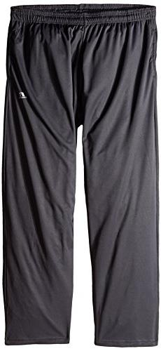 Russell Athletic Men's Big & Tall Solid Dri-Power Pant, Dark