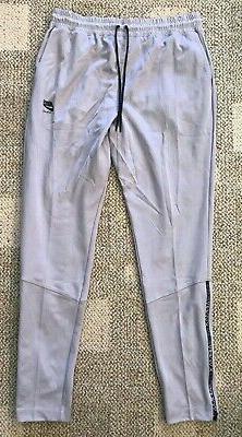 Nike Sportswear Air Max Mens Sweatpants Warm Up Gray Size L-