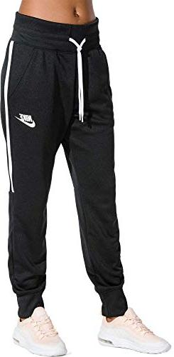 NIKE Women's Sportswear Tracksuit Joggers