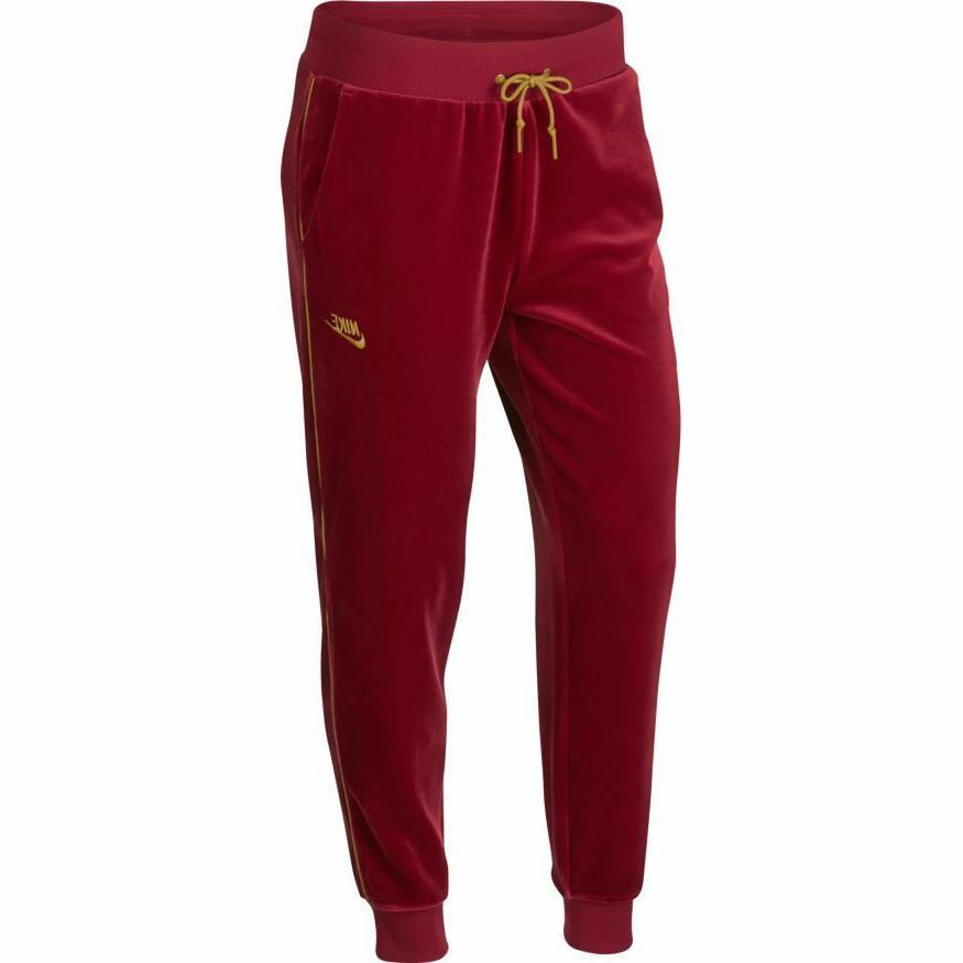sportswear women s velour pants sweatpants 939502