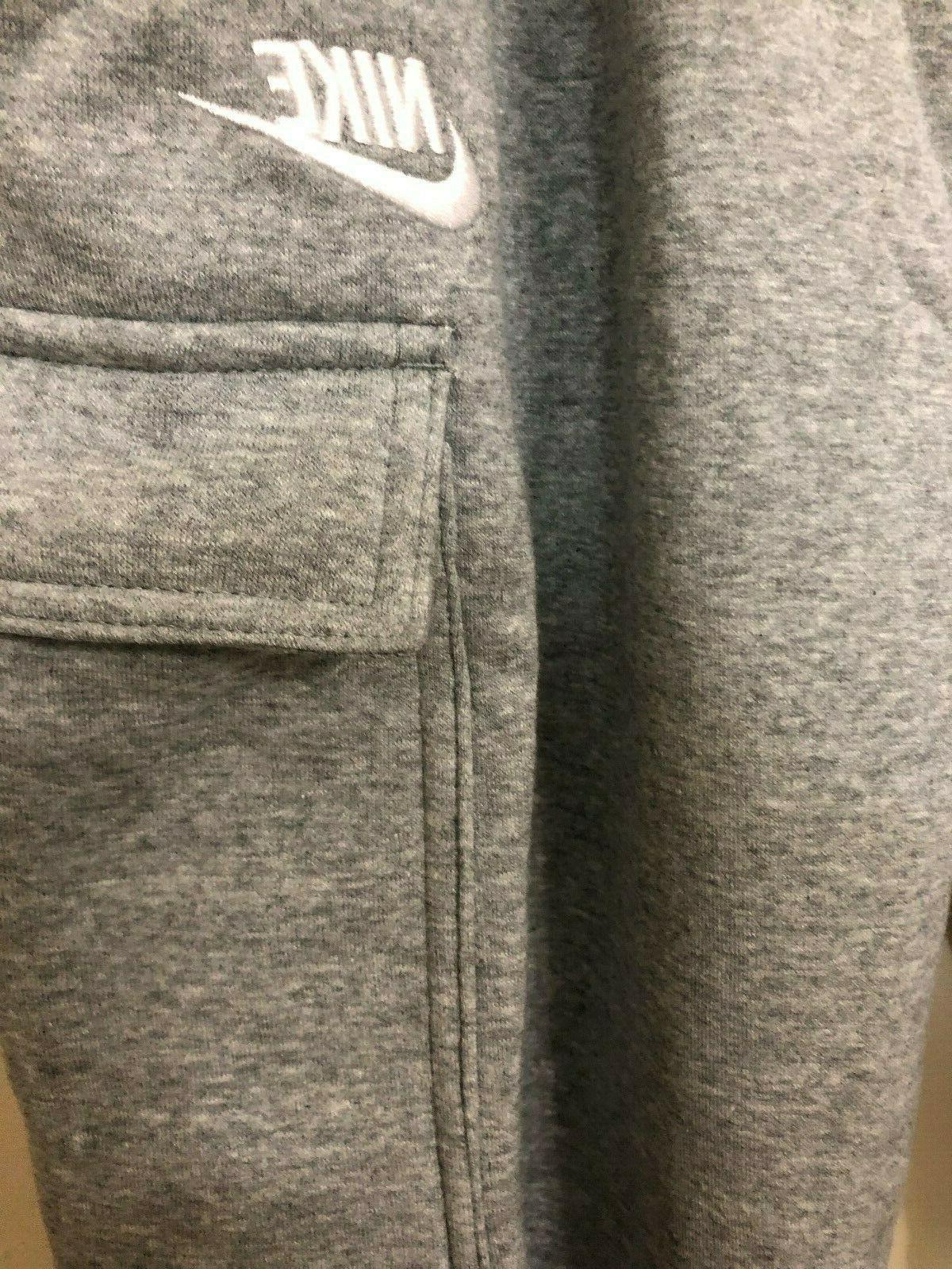 Nike Standard Length Gray MSRP $55.00
