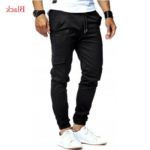 Summer Men's Pants Multi-Pocket