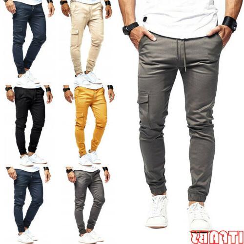Summer Pants Nine Multi-Pocket