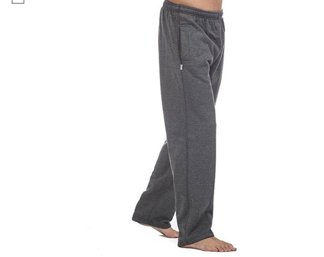PRO CLUB JOGGERS MEN'S FLEECE BOTTOM S-7XL