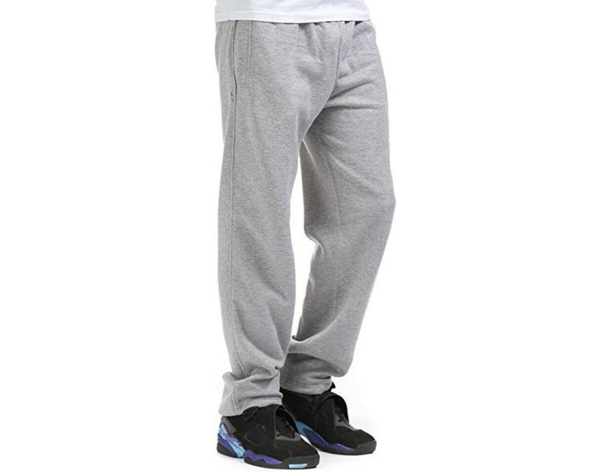 PRO SWEAT JOGGERS COMFORT MEN'S FLEECE PANT S-7XL