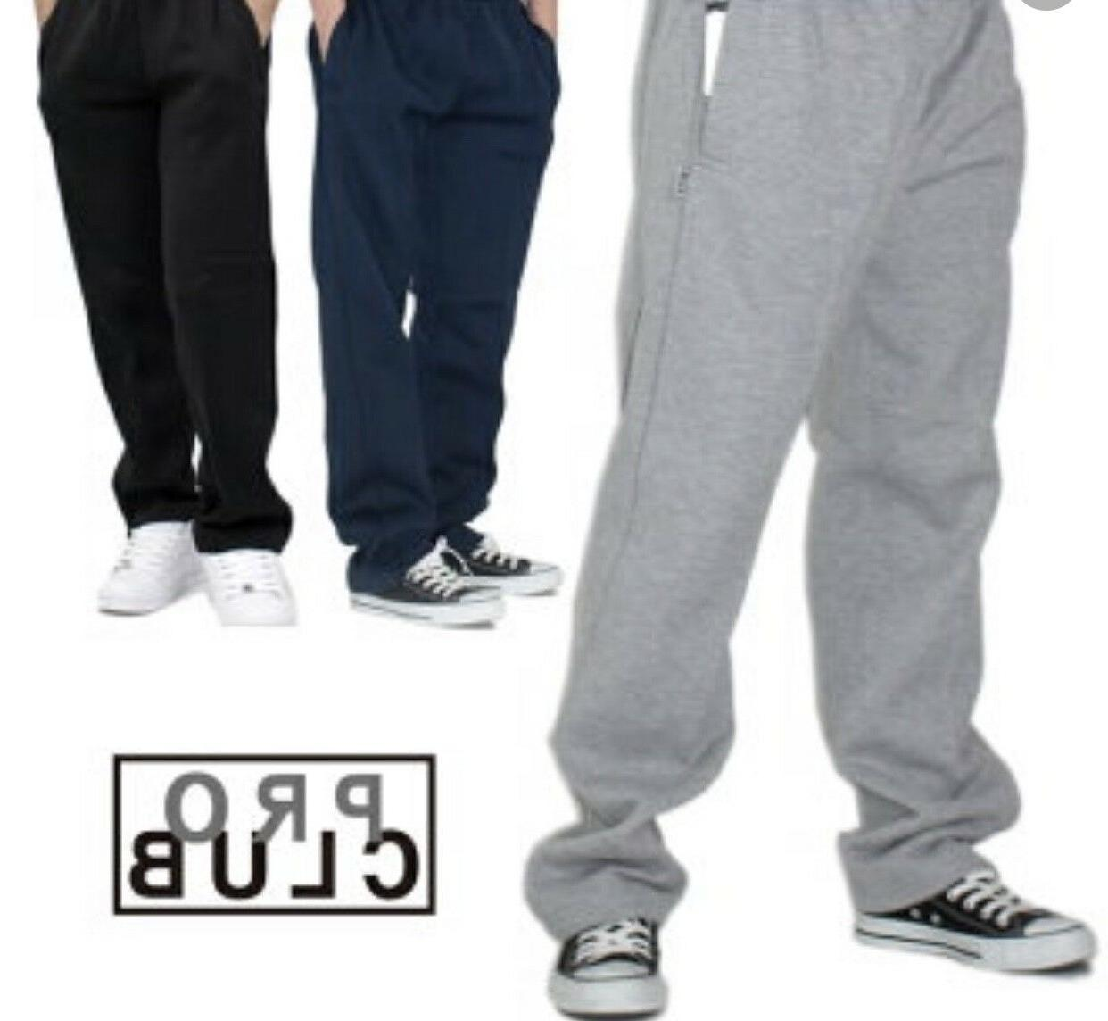 sweat pants joggers proclub comfort men s