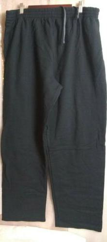 Fruit of the loom sweatpants Color Black Size XL