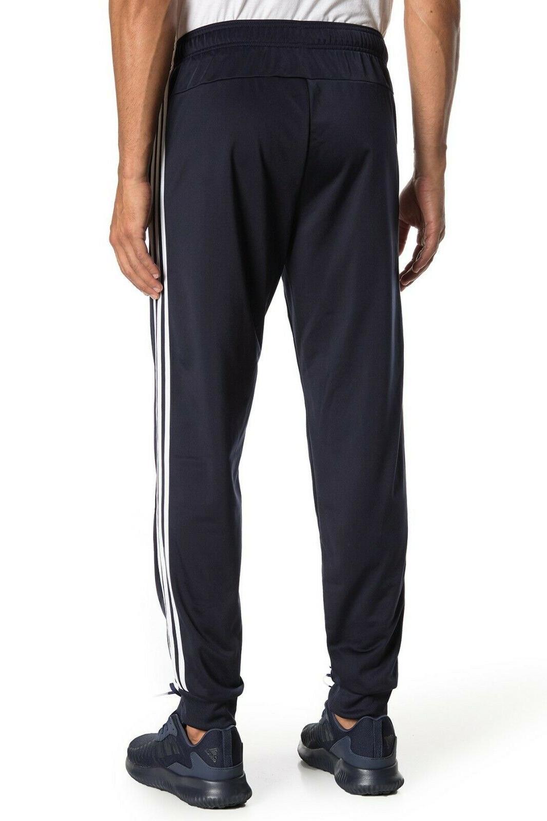 Adidas Mens 2XL Legend Ink Essentials 3 Stripe Pants