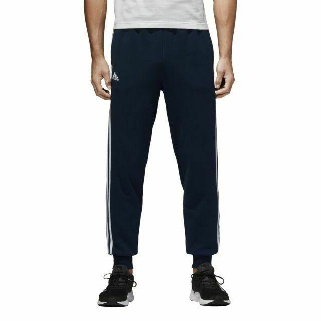 Adidas Sweatpants Mens 2XL Legend Ink Blue Essentials Pants