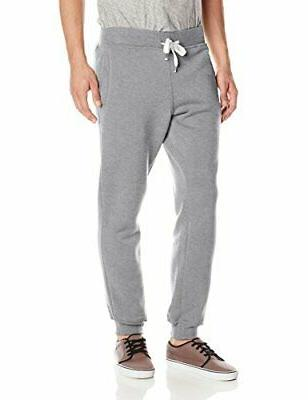 Southpole Men's Big and Tall Active Basic Jogger Fleece Pant