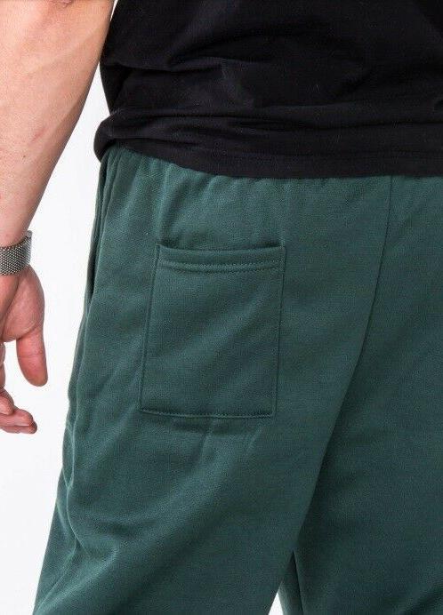 NEW MENS FLEECE POCKET SWEATPANTS WORKOUT SWEAT PANTS