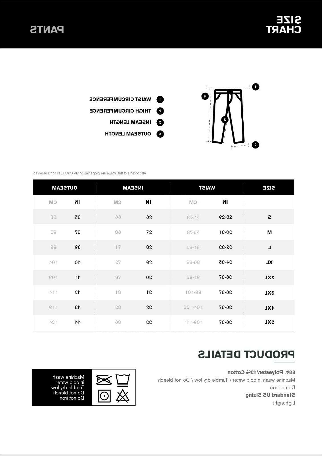 Mens Sweatpants Workout Pants - Campus Bottom