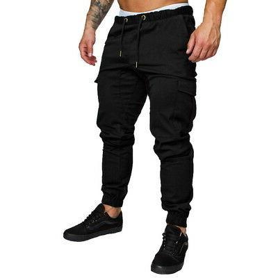US Fashion Pants Long Casual Pants HJ