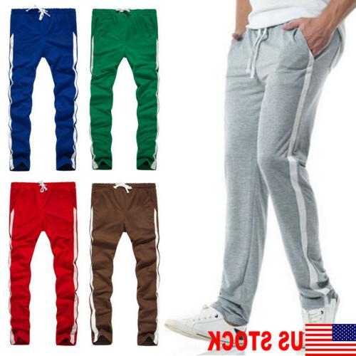 us men sport pants slim fit casual