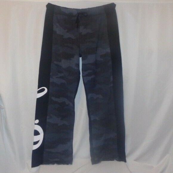 Victoria's Secret L Sweatpants Boyfriend Pants Lounge Logo