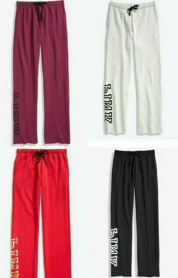 victoria secret vs pink boyfriend sweatpants gym