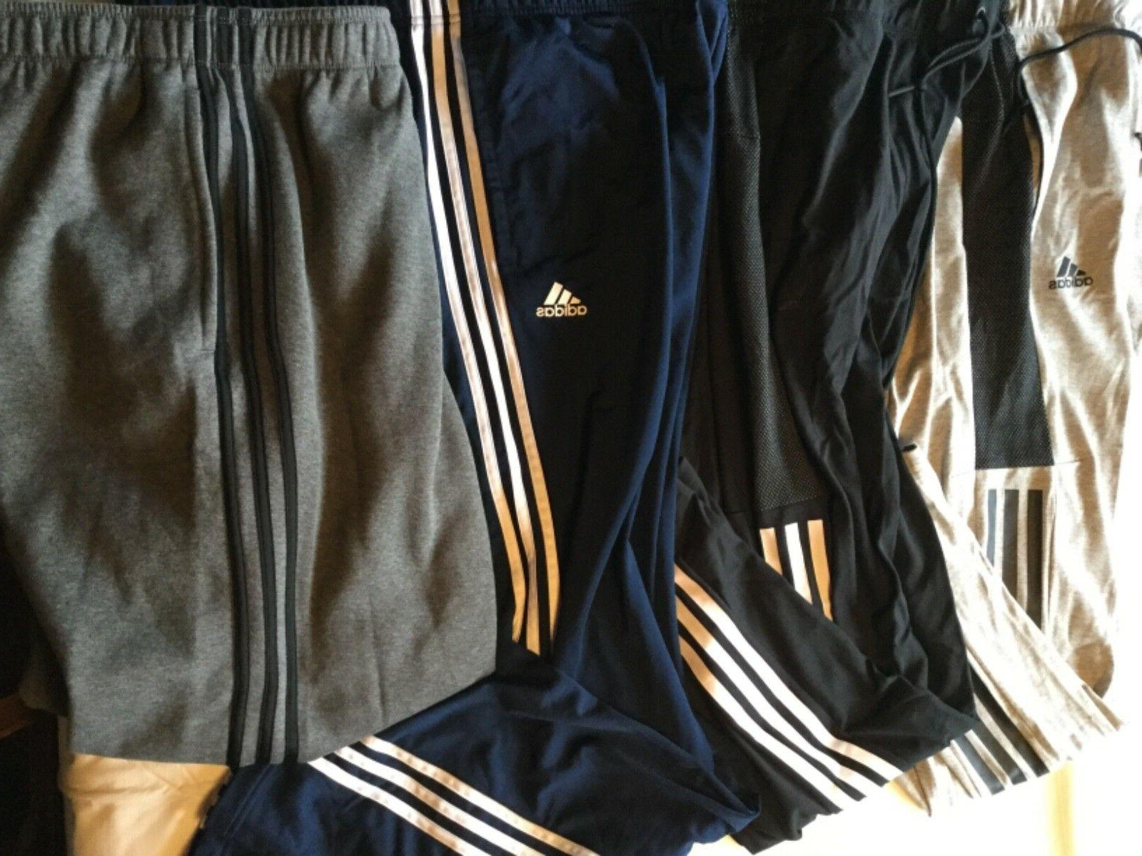 warm up sweat pant men new tags