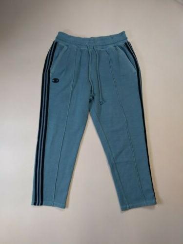 Women authentic long pants logo size