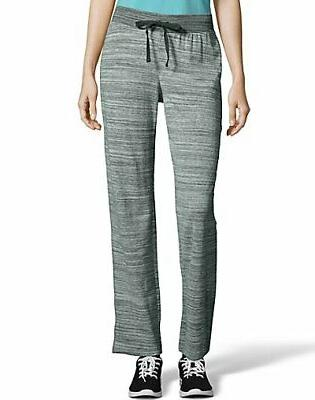 Hanes Women French Terry Pant Sweatpants Drawstring Soft Tag