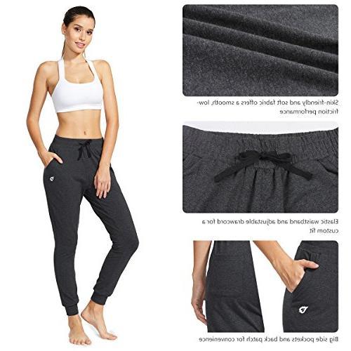 Baleaf Lounge Sweat Pants Pockets