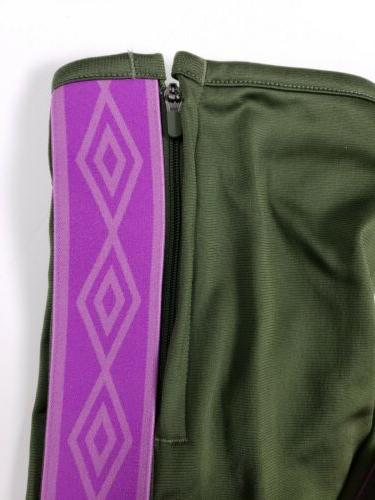 Umbro Women's Green Purple M L