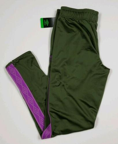 women s activewear sweatpants green purple sizes