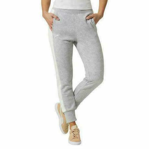 women s french terry track sweat pants