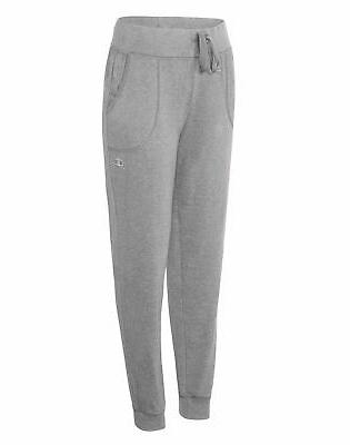 Champion Women Sweatpants Relaxed Pockets Cotton 29
