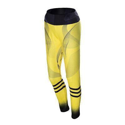 Printed Leggings Running Clothe