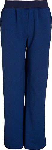 Under Armour Women's Sweat Pants Threadborne Fleece Open Hem