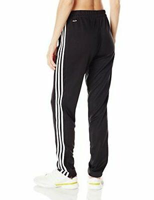 adidas Pants, Black/White, Size Small