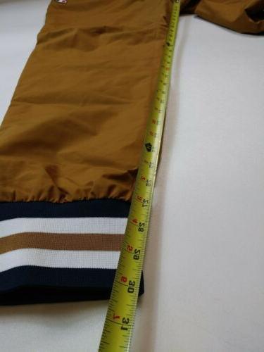 Champion Women's long sweat pants size large tawney brown