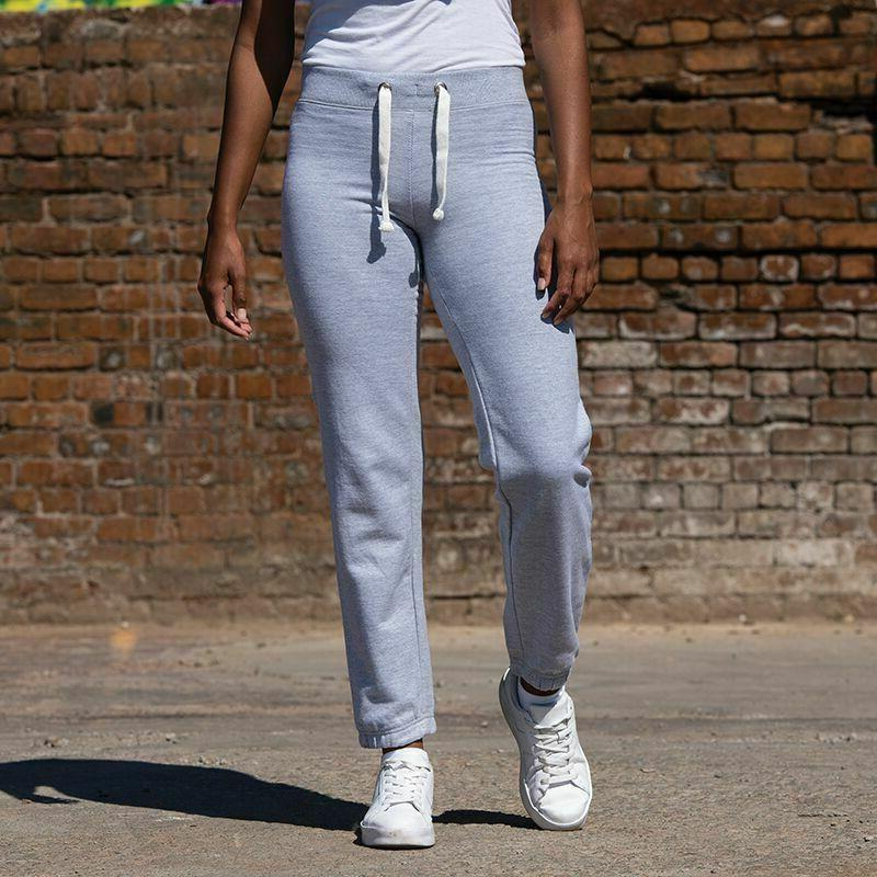 womens joggers gym girlie cuffed sweatpants jogging