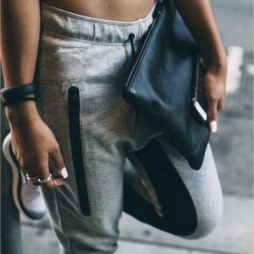 Womens Ladies Bottoms Trousers Slacks Jogging