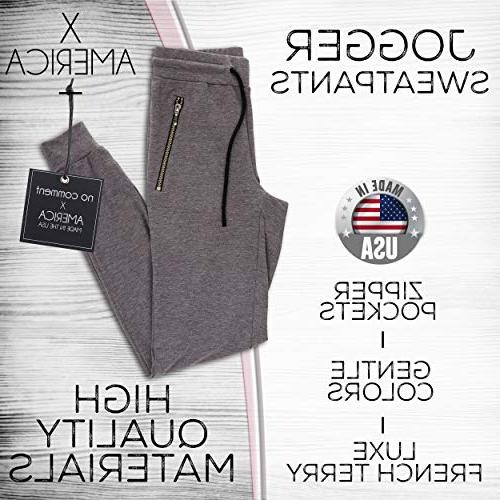 X America Soft Terry Zipper Plus