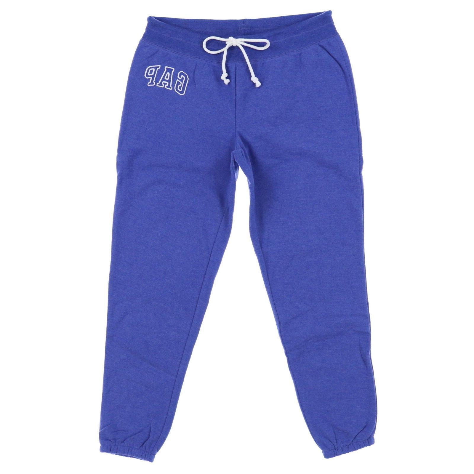 Gap Womens Lined Sleep Joggers Stretch