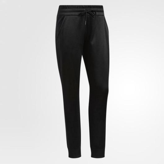 ADIDAS BLACK ESSENTIAL PANTS JOGGERS XL