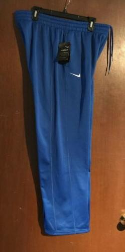 womens therma all time pant xl royal