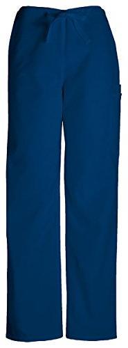 Cherokee Workwear Unisex Tall Drawstring Cargo Pant_Navy_Med